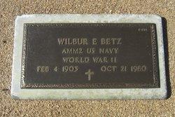 Wilbur E Betz