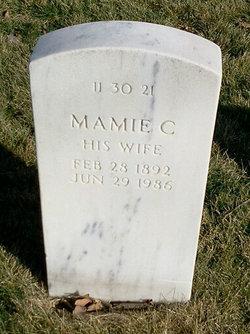 Mamie C Cooper