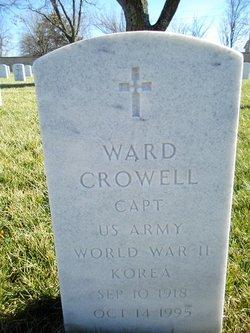 Ward Crowell