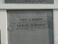 Nora Gertrude <I>Savoie</I> Boudoin