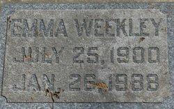 Emma Weekley