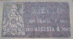 Augusta <I>Aiello</I> Aiello