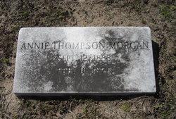 Annie <I>Thompson</I> Morgan