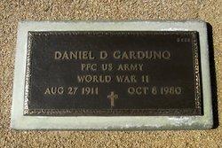 Daniel D Garduno