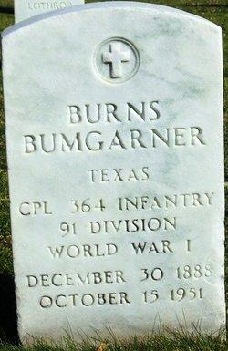 Burns Bumgarner