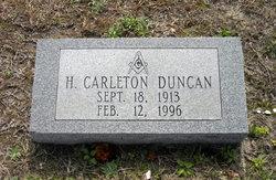 Harold Carlton Duncan