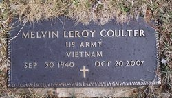 Melvin Leroy Coulter