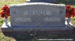 Esther <I>Sigmon</I> Bradley