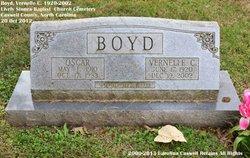 Lillie Vernelle <I>Clifton</I> Boyd