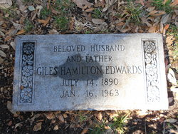 Giles Hamilton Edwards