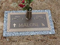 Joann <I>Horne</I> Malone