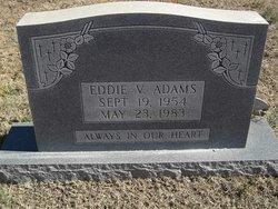"Edward Vance ""Eddie"" Adams"
