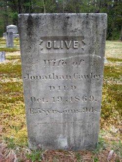 Olive <I>Osgood</I> Cawley