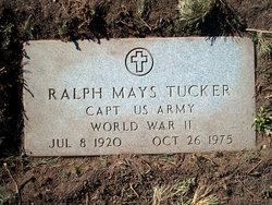 Ralph Mays Tucker