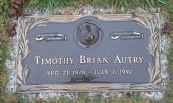 Timothy Brian Autry