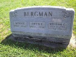 Minnie Bergman