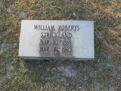 William Roberts Strickland