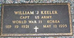 William J. Keeler