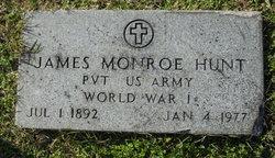 James Monroe Hunt