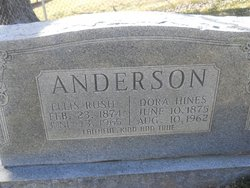Ellis Rush Anderson