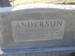 Dora Hines Anderson
