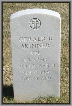 Gerald B Skinner