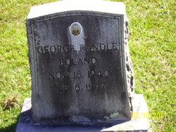 George Randle Boland