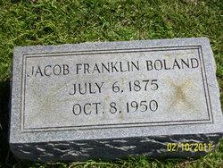 Jacob Franklin Boland