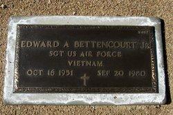 Edward A Bettencourt, Jr