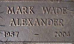 Mark Wade Alexander