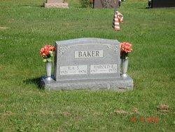 """Harold E. """"Dundee"""" Baker"""