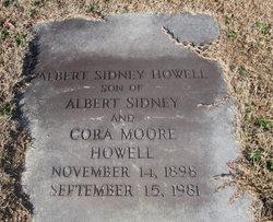 Albert Sidney Howell