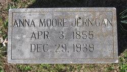 Anna <I>Moore</I> Jernigan
