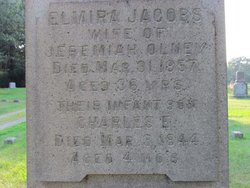 Elmira <I>Jacobs</I> Olney