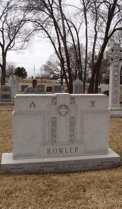 Josephine E <I>Bowler</I> Bowler