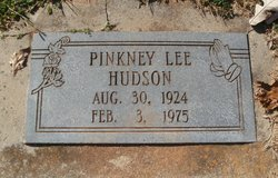 Pinkney Lee Hudson