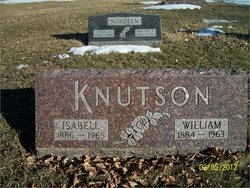 Isabell Sophie <I>Nelson</I> Knutson
