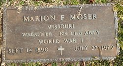 Marion Francis Moser