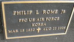Philip L Rome