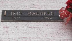 Iris Grace <I>Robbins</I> Maehren