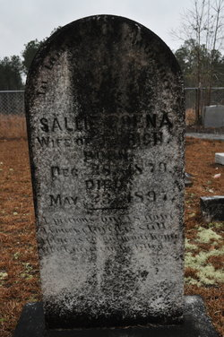 Sallie Reona <I>Jones</I> Rich