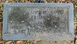 Beatrice Gertrude <I>Fulford</I> Easley