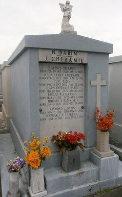 Clara <I>Cheramie</I> Babin