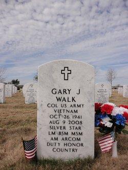 Gary Jack Walk