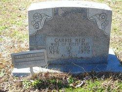 Carrie Martha Deen Red