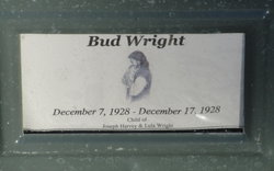 Bud Bliss Wright