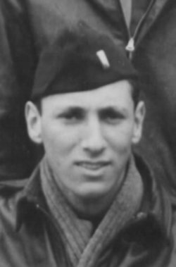"2Lt Frederick S ""Fred"" Kauffman"