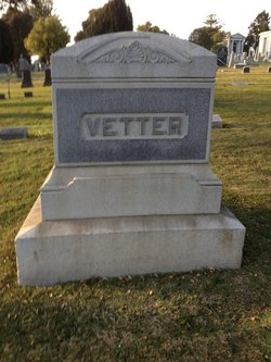 Alfred Eugene Vetter