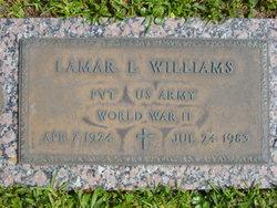 Lamar L. Williams