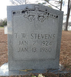 T. W. Stevens